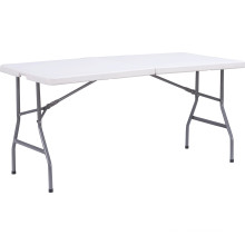 (HQ-C183) 6FT Plastic Easy Catering Cheap Outdoor Folding Table